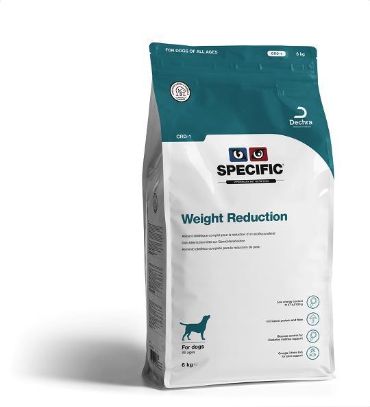 SPECIFIC Dechra Dog Weight Reduction