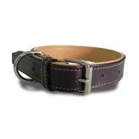 Ogrlica za pse Premium od Jagnjeće Kože
