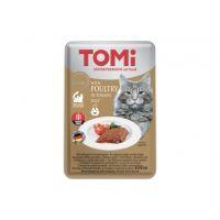 Tomi GF sos za mačke Živina, Paradajz u želeu 100g
