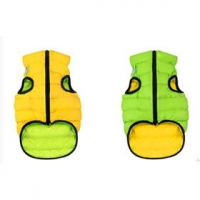 Kaputić za pse Airy Vest Zeleno-Žuti