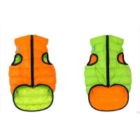 Kaputić za pse Airy Vest Narandžasto-Zeleni