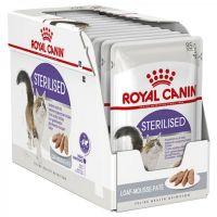 Royal Canin FHN Sterilised Loaf kesica za mačke pašteta 12x85g