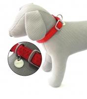 My Lord ogrlica za pse Crvena