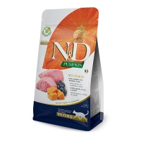 N&D Cat Pumpkin Neutered Jagnjetina i Borovnica