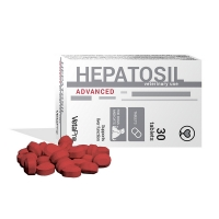 VetaPro HEPATOSIL ADVANCED 30 tableta