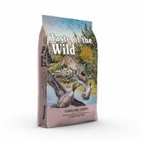 Taste of the Wild Cat Lowland Creek Prepelica i Divlja Patka