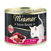 Miamor Feine Beute konzerva za mačke Govedina 185 g