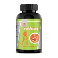 Multikanevit suplement za pse i mačke 80 tableta