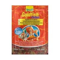 Tetra Goldfish Colour Sachet 12 g