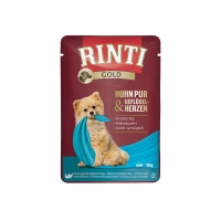 Rinti Gold sos za pse sa Piletinom i Srcem Živine 100 g
