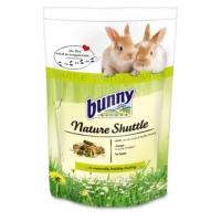 Bunny Nature Shuttle for Dwarf Rabbit 600g+Rabbit Dream Basic 750g gratis