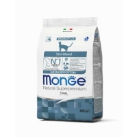 Monge Cat Sterilised Monoprotein Pastrmka