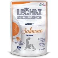 LeChat Excellence sosić za mačke Losos 100 g