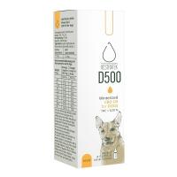Vestratek CBD D500 ulje od konoplje dodatak ishrani za pse 10 ml