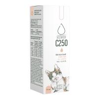 Vestratek CBD D250 ulje od konoplje dodatak ishrani za mačke 10 ml