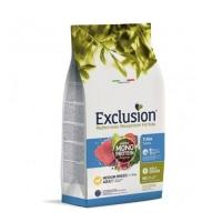 Exclusion Mediterraneo Monoprotein Adult Medium Tuna 12 kg