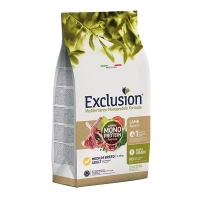 Exclusion Mediterraneo Monoprotein Adult Medium Jagnjetina 12 kg