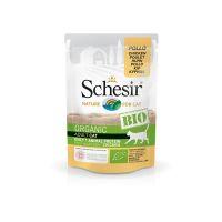 Schesir Bio Organic preliv za mačke Piletina 85g