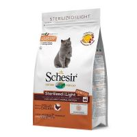 Schesir Dry Cat Sterilized and Light Piletina