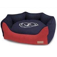 Ležaljka za pse Ovalna Ocean