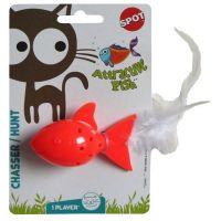 Igračka za mačke Plastična Riba