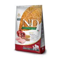 N&D Low Grain Adult Medium i Maxi Piletina i Nar 2,5 kg