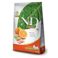 N&D Prime Adult Mini Haringa i Pomorandža 7 kg