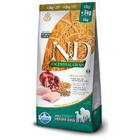 N&D Selection Adult Medium i Maxi Piletina i Nar 15 kg