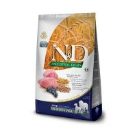 N&D Low Grain Adult Medium i Maxi Jagnjetina i Borovnica