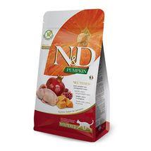 N&D Cat Pumpkin Neutered Prepelica i Nar