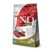 N&D Quinoa Skin&Coat Pačetina i Kokos