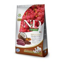 N&D Quinoa Skin&Coat Srnetina i Kokos