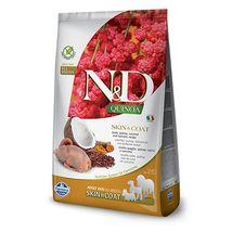 N&D Quinoa Skin&Coat Prepelica i Kokos