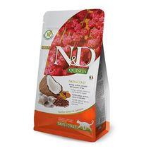 N&D Cat Quinoa Skin&Coat Haringa i Kokos