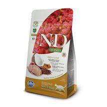 N&D Cat Quinoa Skin&Coat Prepelica i Kokos