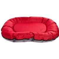 Jastuk za pse Vodootporni Oxford Plus Crveni