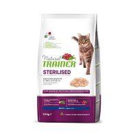Trainer Natural Cat Sterilised Belo Meso