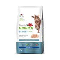 Trainer Natural Cat Exigent Belo Meso 300g