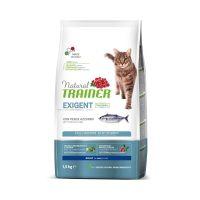 Trainer Natural Cat Exigent Plava Riba 300g