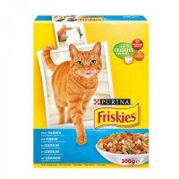 Friskies Cat Sterilised Losos i Povrce