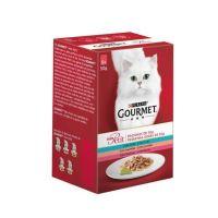 Gourmet Mon Petit sos za mačke Riba 6x50g