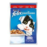 Felix sos za mačke Govedina 100g
