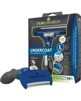 FURminator FUR Dog Undercoat Short Hair L