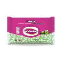 Inodorina Refresh Chlorhexidine Vlažne Maramice