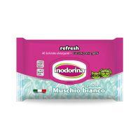 Inodorina Refresh White Musk Vlažne Maramice