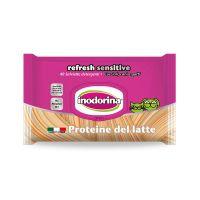 Inodorina Sensitive Milk Protein vlažne maramice 40 kom