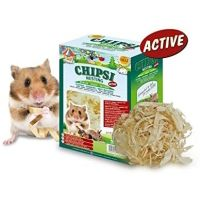 Chipsi Nesting Active jestiva igrčka za glodare 50g