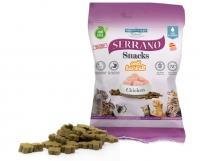 Mediterranean Natural Serrano Snack poslastica za mačke Piletina 50g