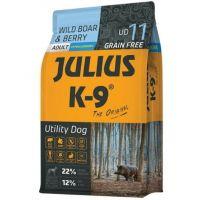 Juilius K-9 Utility Dog Adult Divlja Svinja i Brusnica