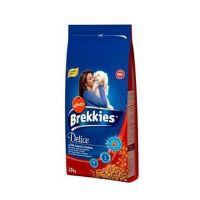 Brekkies Cat Delice Meat Piletina i Prepelica